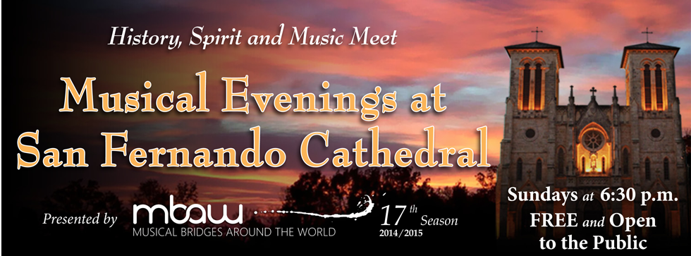 Musical Evenings at San Fernando Cathedral