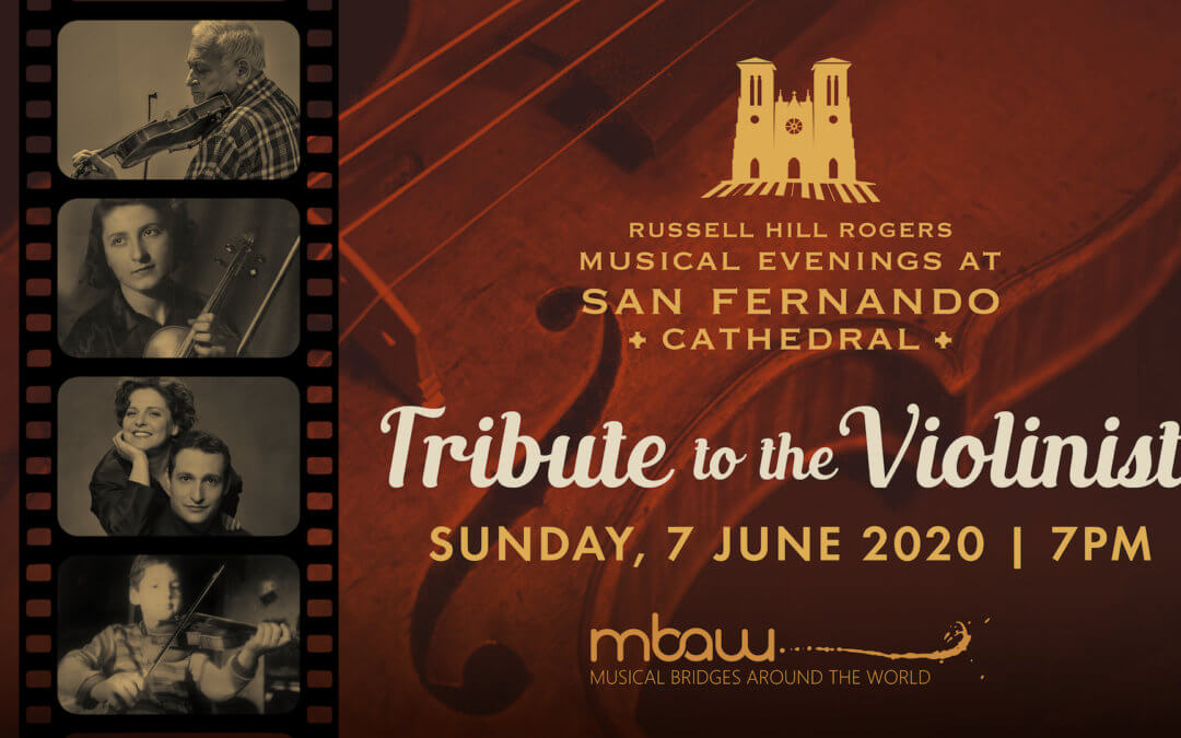 Special Summer Concert! | Musical Evenings at San Fernando Cathedral (Free & Open To The Public)